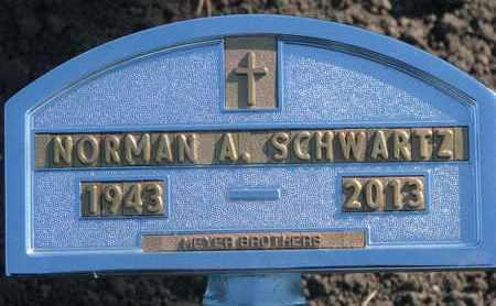 SCHWARTZ, NORMAN A. - Union County, South Dakota | NORMAN A. SCHWARTZ - South Dakota Gravestone Photos