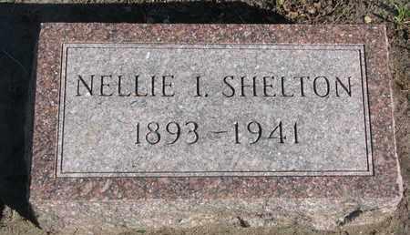 SHELTON, NELLIE I. - Union County, South Dakota | NELLIE I. SHELTON - South Dakota Gravestone Photos