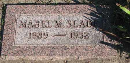 SLADE, MABEL M. - Union County, South Dakota | MABEL M. SLADE - South Dakota Gravestone Photos