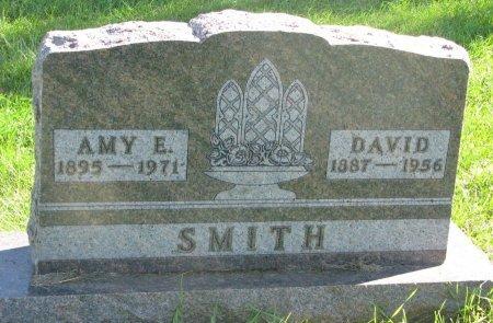 SMITH, AMY E. - Union County, South Dakota | AMY E. SMITH - South Dakota Gravestone Photos