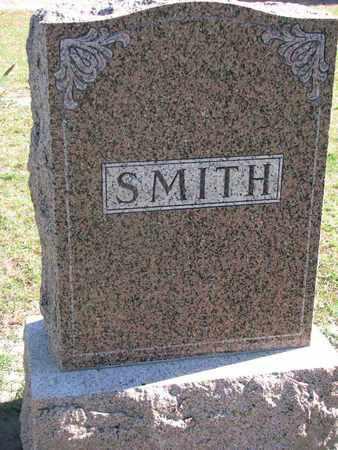 SMITH, FAMILY STONE - Union County, South Dakota | FAMILY STONE SMITH - South Dakota Gravestone Photos