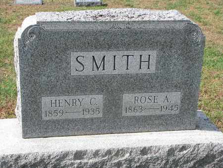 SMITH, HENRY C. - Union County, South Dakota | HENRY C. SMITH - South Dakota Gravestone Photos