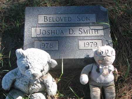 SMITH, JOSHUA D. - Union County, South Dakota | JOSHUA D. SMITH - South Dakota Gravestone Photos