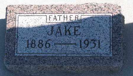 SMITH, JAKE - Union County, South Dakota   JAKE SMITH - South Dakota Gravestone Photos