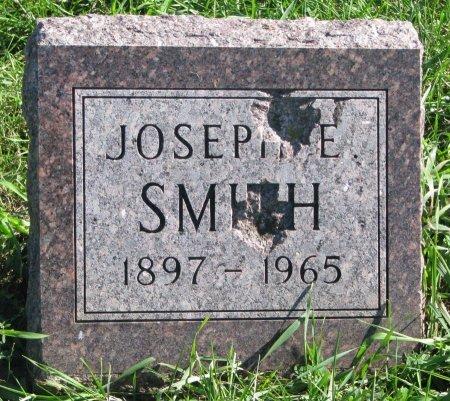 SMITH, JOSEPH E. - Union County, South Dakota | JOSEPH E. SMITH - South Dakota Gravestone Photos