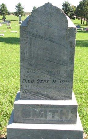 SMITH, MELISSA ANN - Union County, South Dakota | MELISSA ANN SMITH - South Dakota Gravestone Photos