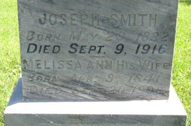 SMITH, JOSEPH (CLOSE UP) - Union County, South Dakota | JOSEPH (CLOSE UP) SMITH - South Dakota Gravestone Photos