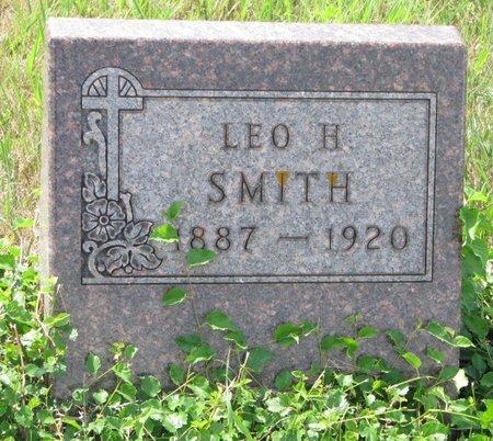 SMITH, LEO H. - Union County, South Dakota | LEO H. SMITH - South Dakota Gravestone Photos