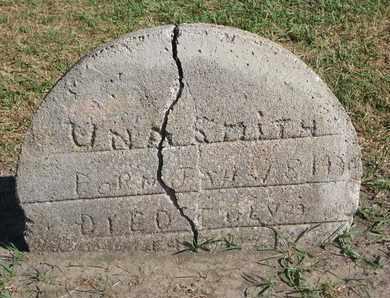 SMITH, UNA - Union County, South Dakota | UNA SMITH - South Dakota Gravestone Photos