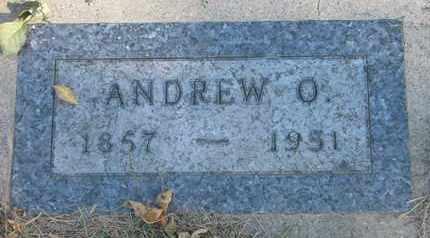 SOLEM, ANDREW O. - Union County, South Dakota   ANDREW O. SOLEM - South Dakota Gravestone Photos
