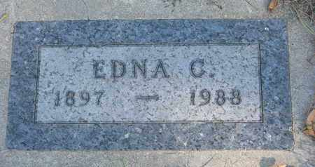 SOLEM, EDNA C. - Union County, South Dakota | EDNA C. SOLEM - South Dakota Gravestone Photos