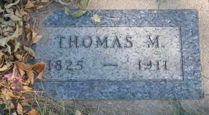SOLEM, THOMAS M. - Union County, South Dakota | THOMAS M. SOLEM - South Dakota Gravestone Photos