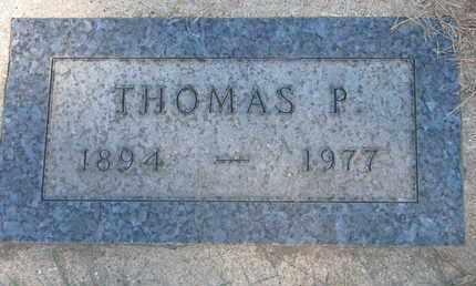 SOLEM, THOMAS P. - Union County, South Dakota | THOMAS P. SOLEM - South Dakota Gravestone Photos