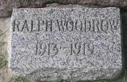SORENSON, RALPH WOODROW - Union County, South Dakota | RALPH WOODROW SORENSON - South Dakota Gravestone Photos
