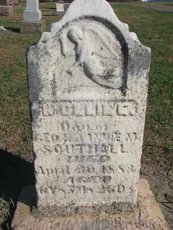 SOUTHALL, MOLLIE E. - Union County, South Dakota | MOLLIE E. SOUTHALL - South Dakota Gravestone Photos