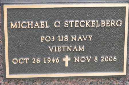 STECKELBERG, MICHAEL C. (VIETNAM) - Union County, South Dakota | MICHAEL C. (VIETNAM) STECKELBERG - South Dakota Gravestone Photos