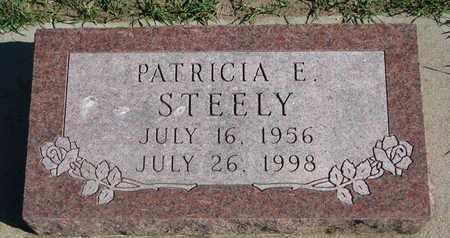 STEELY, PATRICIA E. - Union County, South Dakota   PATRICIA E. STEELY - South Dakota Gravestone Photos