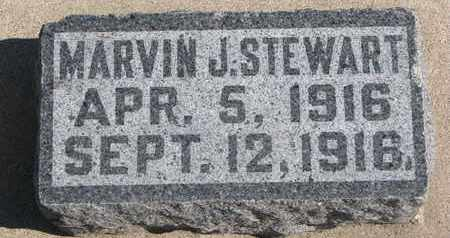 STEWART, MARVIN J. - Union County, South Dakota | MARVIN J. STEWART - South Dakota Gravestone Photos