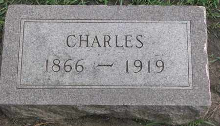 STICKNEY, CHARLES - Union County, South Dakota | CHARLES STICKNEY - South Dakota Gravestone Photos