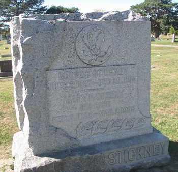 STICKNEY, GEORGE - Union County, South Dakota | GEORGE STICKNEY - South Dakota Gravestone Photos