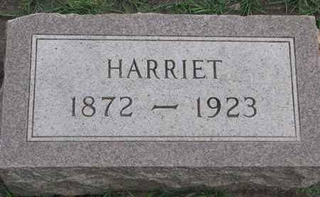 STICKNEY, HARRIET - Union County, South Dakota | HARRIET STICKNEY - South Dakota Gravestone Photos