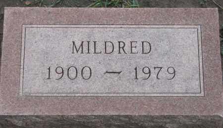 STICKNEY, MILDRED - Union County, South Dakota | MILDRED STICKNEY - South Dakota Gravestone Photos