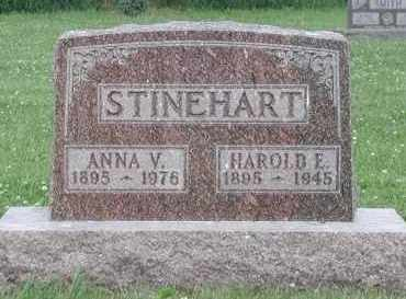 STINEHART, ANNA V. - Union County, South Dakota | ANNA V. STINEHART - South Dakota Gravestone Photos