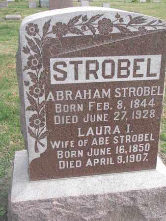 STROBEL, ABRAHAM - Union County, South Dakota | ABRAHAM STROBEL - South Dakota Gravestone Photos