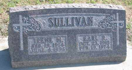 SULLIVAN, EARL R. - Union County, South Dakota | EARL R. SULLIVAN - South Dakota Gravestone Photos