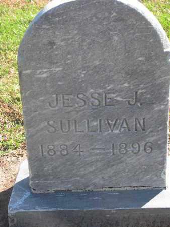SULLIVAN, JESSE J. - Union County, South Dakota | JESSE J. SULLIVAN - South Dakota Gravestone Photos