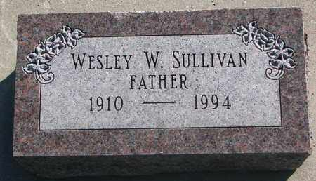 SULLIVAN, WESLEY W. - Union County, South Dakota | WESLEY W. SULLIVAN - South Dakota Gravestone Photos