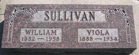 SULLIVAN, WILLIAM - Union County, South Dakota | WILLIAM SULLIVAN - South Dakota Gravestone Photos