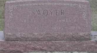 SWOYER, JAMES B - Union County, South Dakota | JAMES B SWOYER - South Dakota Gravestone Photos