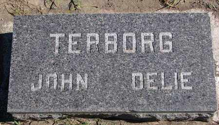 TERBORG, JOHN - Union County, South Dakota | JOHN TERBORG - South Dakota Gravestone Photos