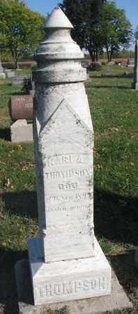 THOMPSON, KARI A. - Union County, South Dakota   KARI A. THOMPSON - South Dakota Gravestone Photos