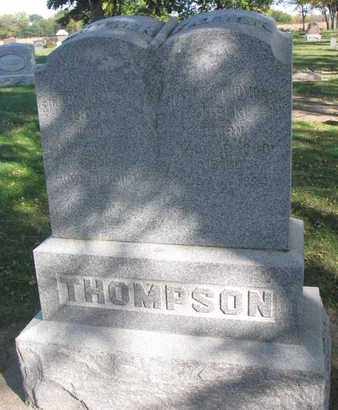 THOMPSON, SIGRID - Union County, South Dakota | SIGRID THOMPSON - South Dakota Gravestone Photos