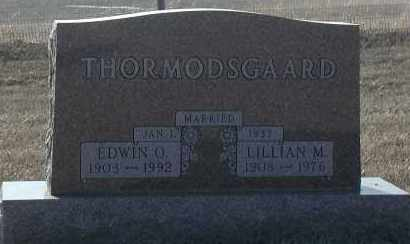 THORMODSGAARD, LILLIAN MAY - Union County, South Dakota | LILLIAN MAY THORMODSGAARD - South Dakota Gravestone Photos