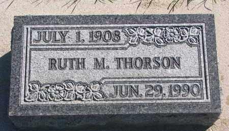 THORSON, RUTH M. - Union County, South Dakota | RUTH M. THORSON - South Dakota Gravestone Photos