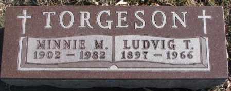 TORGESON, LUDVIG T. - Union County, South Dakota | LUDVIG T. TORGESON - South Dakota Gravestone Photos