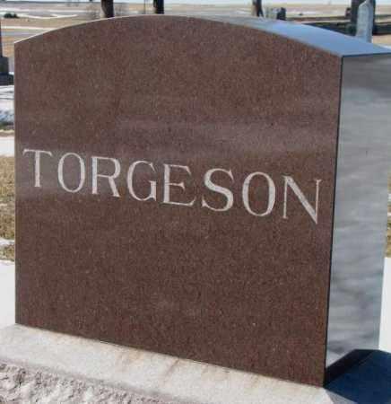 TORGESON, PLOT - Union County, South Dakota | PLOT TORGESON - South Dakota Gravestone Photos