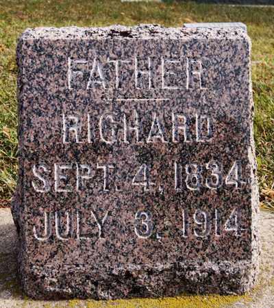 TRYE, RICHARD - Union County, South Dakota | RICHARD TRYE - South Dakota Gravestone Photos