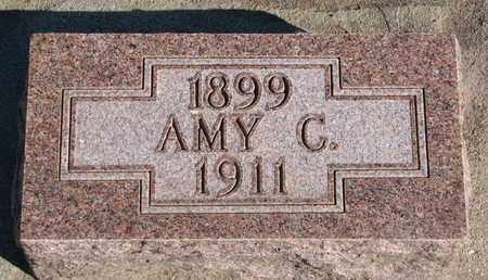 TWITCHELL, AMY C. - Union County, South Dakota | AMY C. TWITCHELL - South Dakota Gravestone Photos
