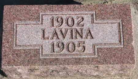 TWITCHELL, LAVINA - Union County, South Dakota | LAVINA TWITCHELL - South Dakota Gravestone Photos