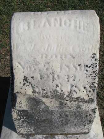 CONLY, BLANCHE - Union County, South Dakota | BLANCHE CONLY - South Dakota Gravestone Photos