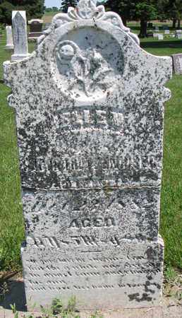 UNKNOWN, NELLIE M. - Union County, South Dakota | NELLIE M. UNKNOWN - South Dakota Gravestone Photos
