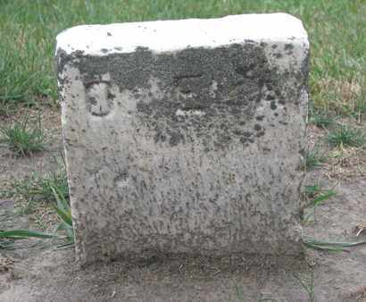 UNKNOWN, O.E.A. - Union County, South Dakota   O.E.A. UNKNOWN - South Dakota Gravestone Photos
