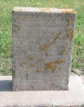 UNKNOWN, UNKNOWN - Union County, South Dakota | UNKNOWN UNKNOWN - South Dakota Gravestone Photos