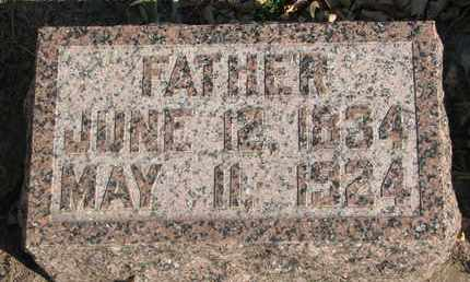 VINDAHL, FATHER - Union County, South Dakota   FATHER VINDAHL - South Dakota Gravestone Photos