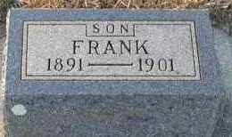 WAAG, FRANK - Union County, South Dakota | FRANK WAAG - South Dakota Gravestone Photos