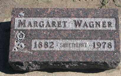WAGNER, MARGARET - Union County, South Dakota | MARGARET WAGNER - South Dakota Gravestone Photos